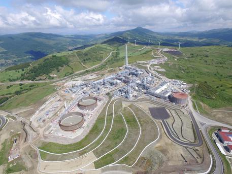 Petrolio: Total, Il sito Di Tempa Rossa In Basilicata