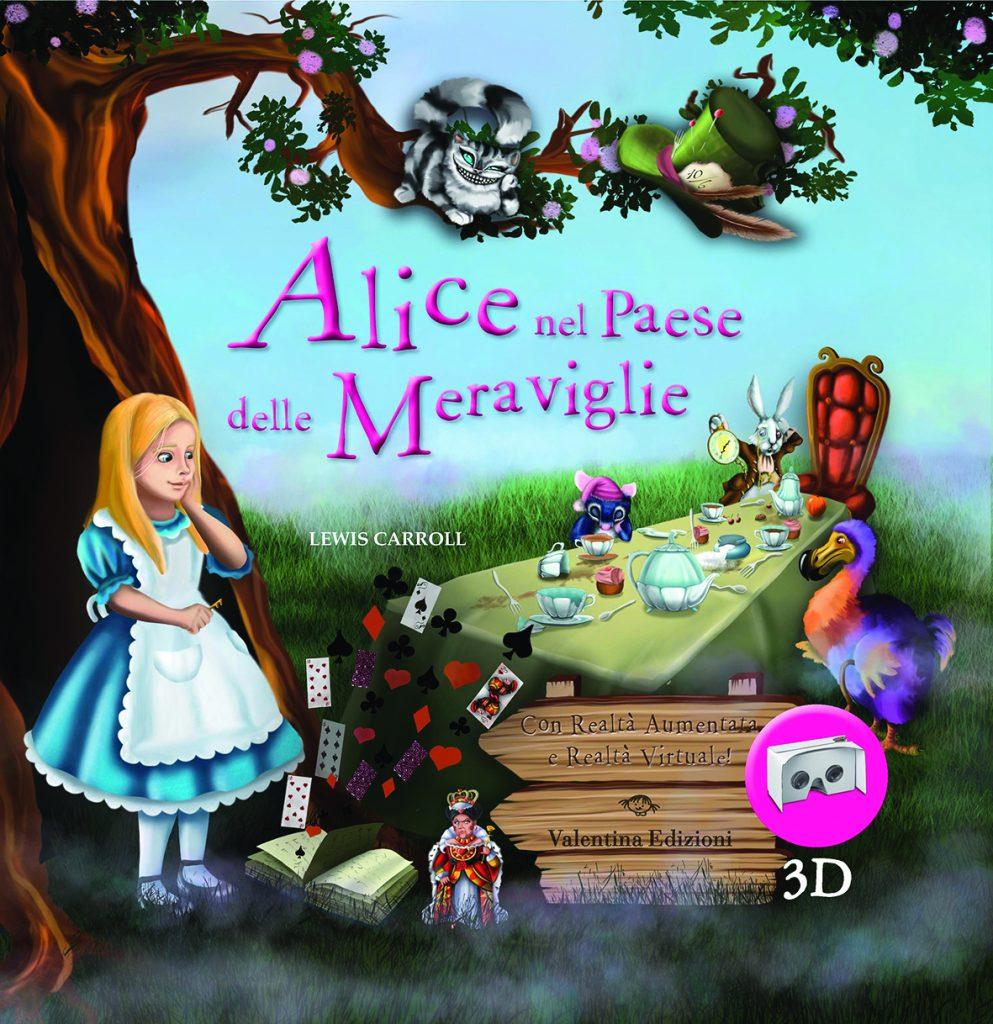 Alice, il libro