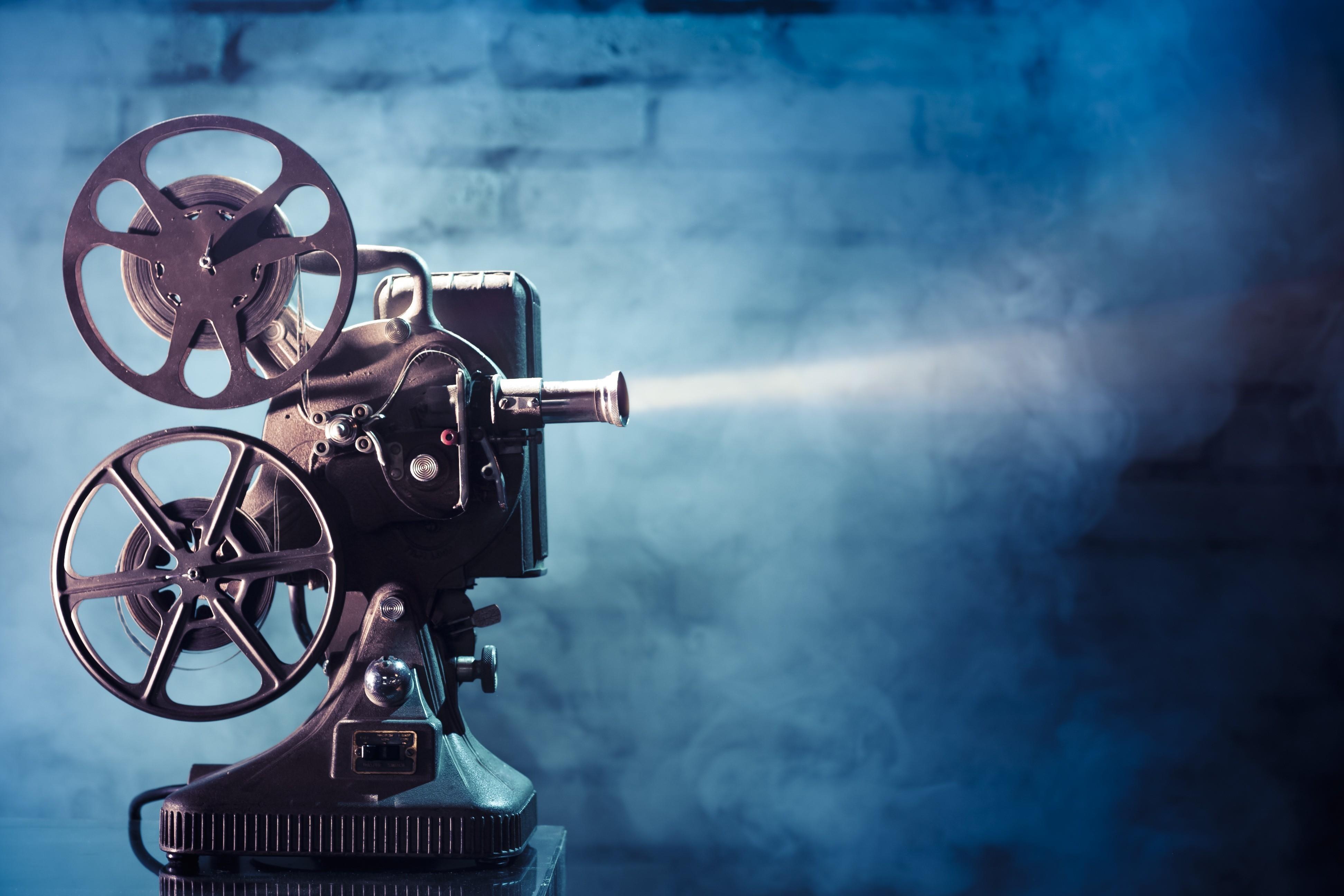 proiettore di cinema