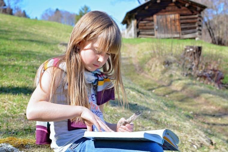 foto del concorso Un libro per l'ambiente