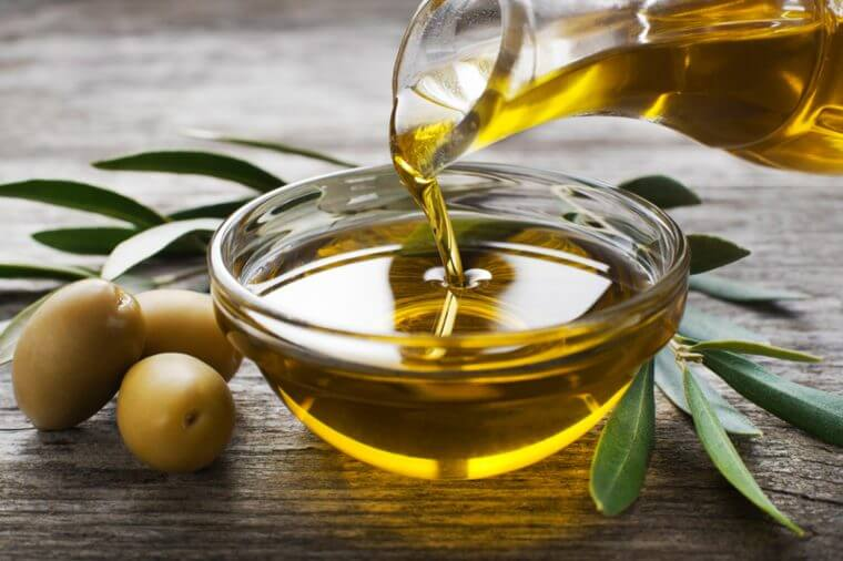 Olio D'oliva contro diabete