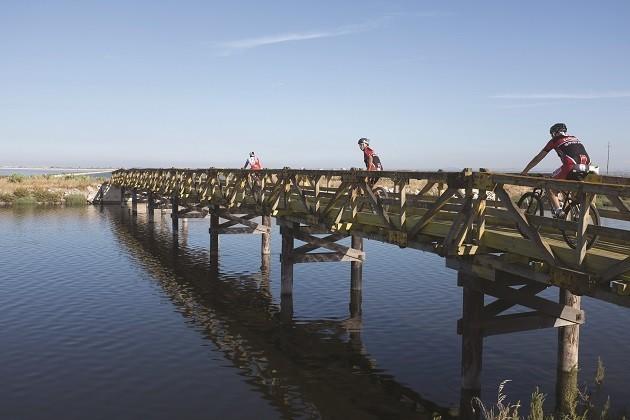 Escursione in bicicletta (foto di Antonio Bergamino)