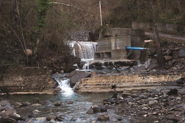 un'immagine del rio Gordale