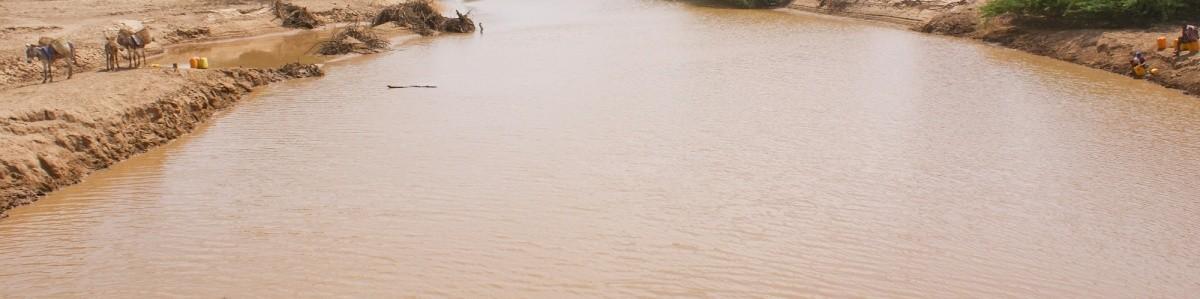 Alluvioni in Somalia