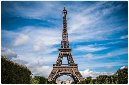 Parigi in monopattino