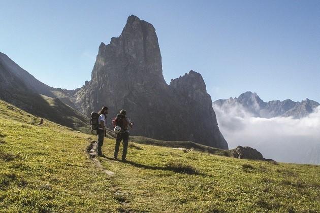 foto Rocca di Castello Val Maira (di Global Mountins)