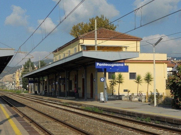 Foto della Stazione di Pontecagnano