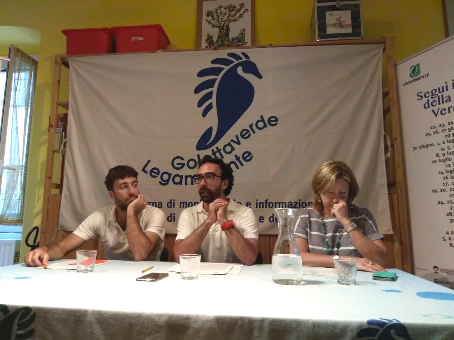 Liguria Conferenza stampa