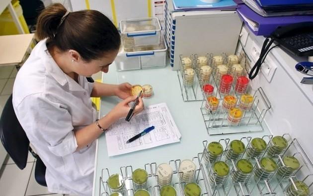 immagine di una ricercatrice al lavoro