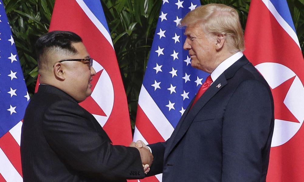 Trump Kim, il vertice