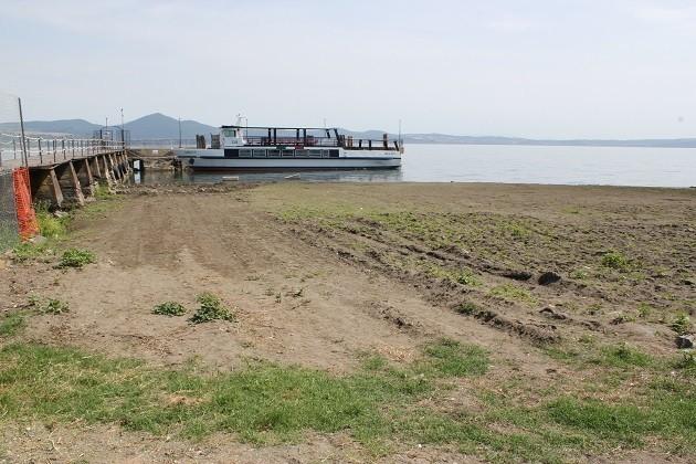 foto del pontile degli inglesi sul Lago di Bracciano (di Francesco Loiacono)