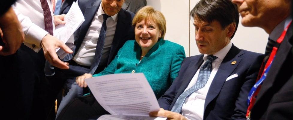 Conte al vertice di Bruxelles