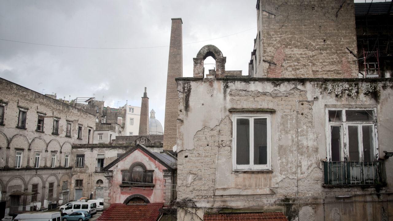 Napoli, Lanificio