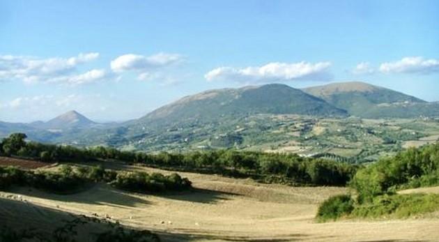 foto del Monte Peglia