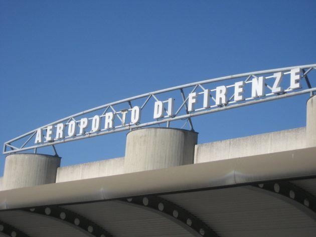foto Aeroporto Firenze