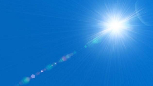 immagine del sole