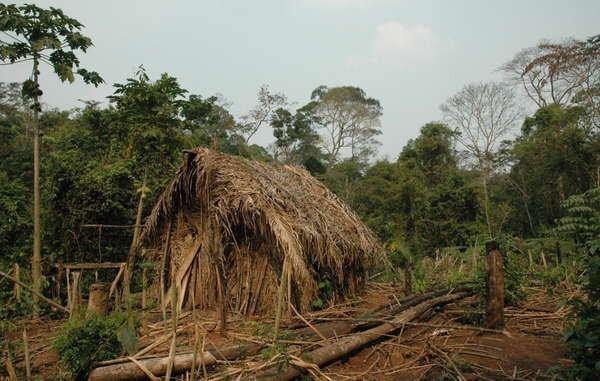 Casa ultimo Indigeno