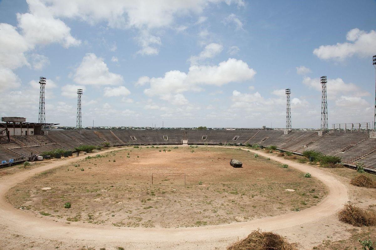 Mogadiscio, stadio riconsegnato alla città