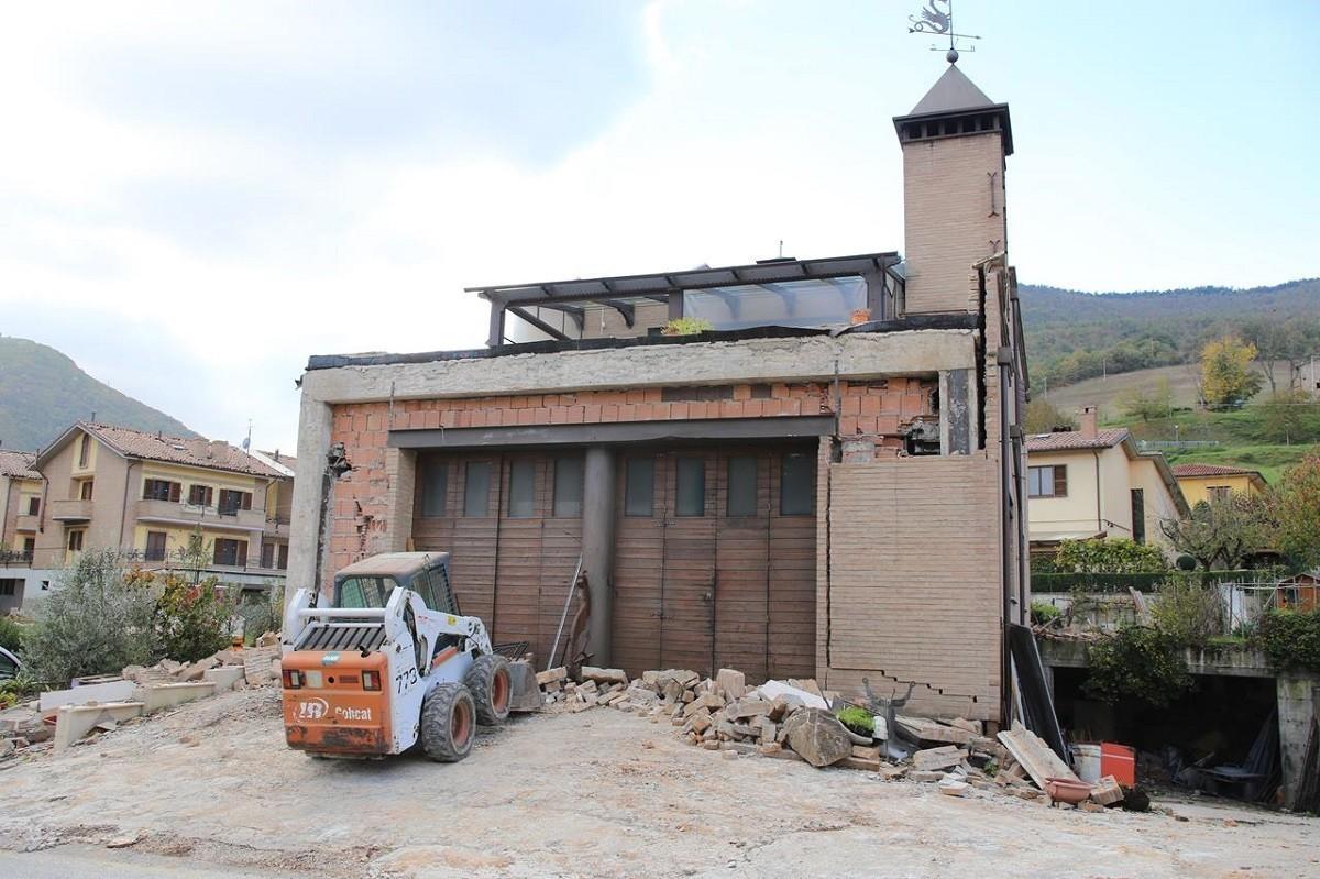 Terremoto Muccia Andrea Bocelli