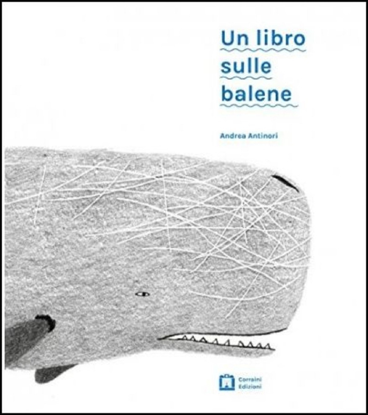 Un Libro Sulle Balene Antinori