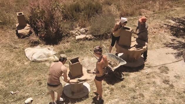 "Scenda del documentario diretto da Valerio Gnesini ""Transumanza Tour"""