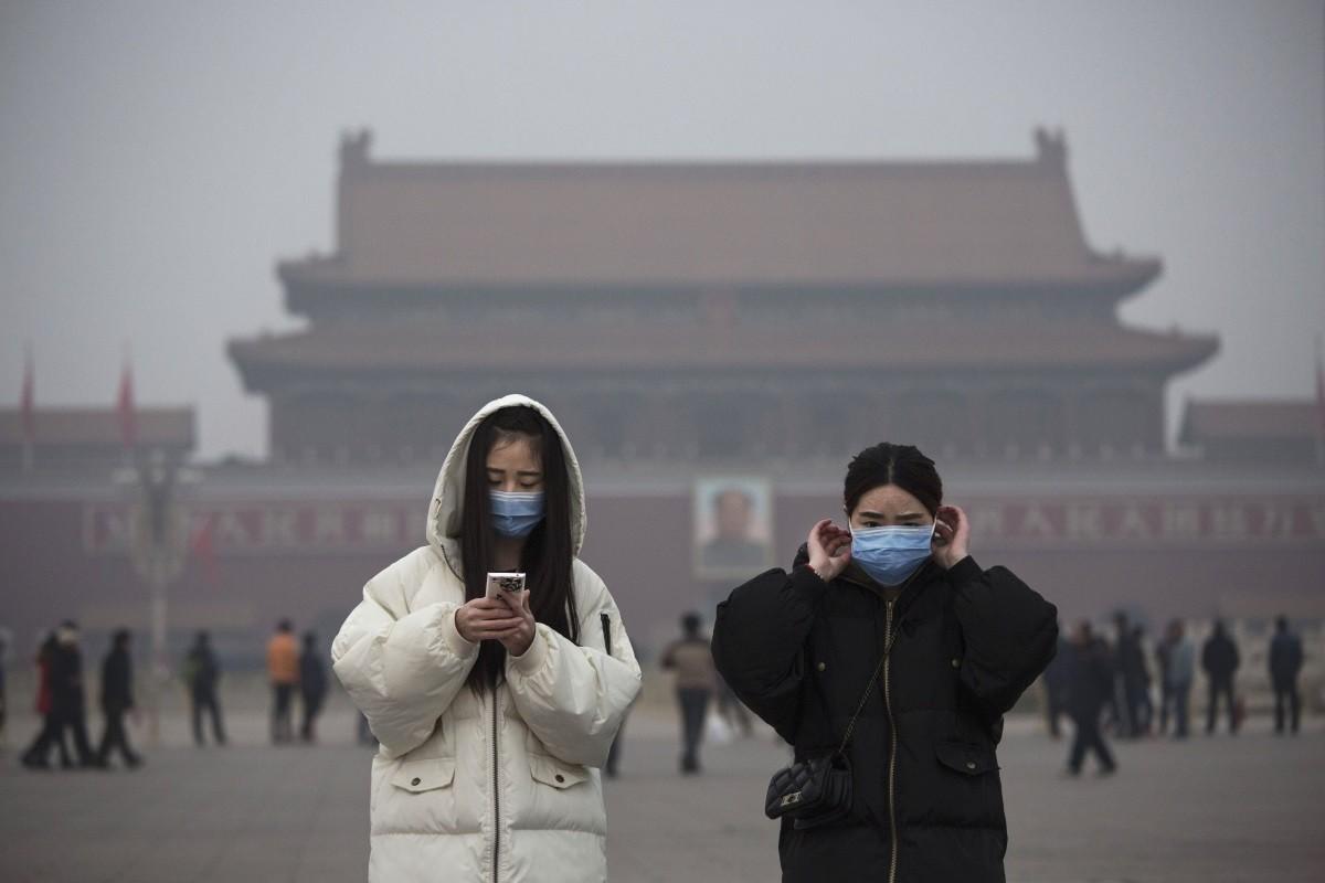 Smog Alert China_studio