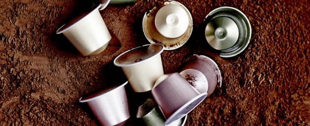 Capsule del caffè che possono essere differenziate