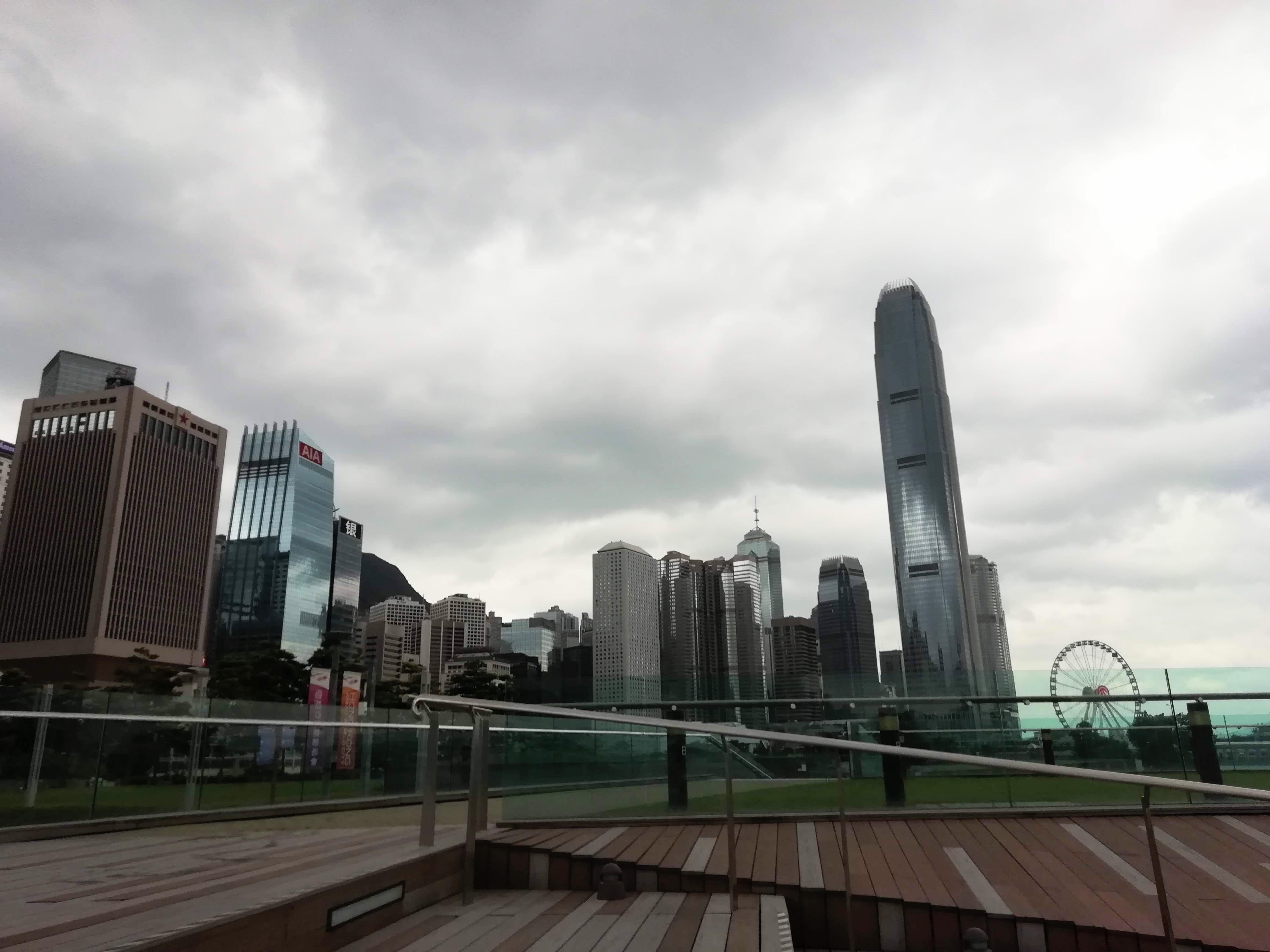 La speculazione edilizia a Hong kong