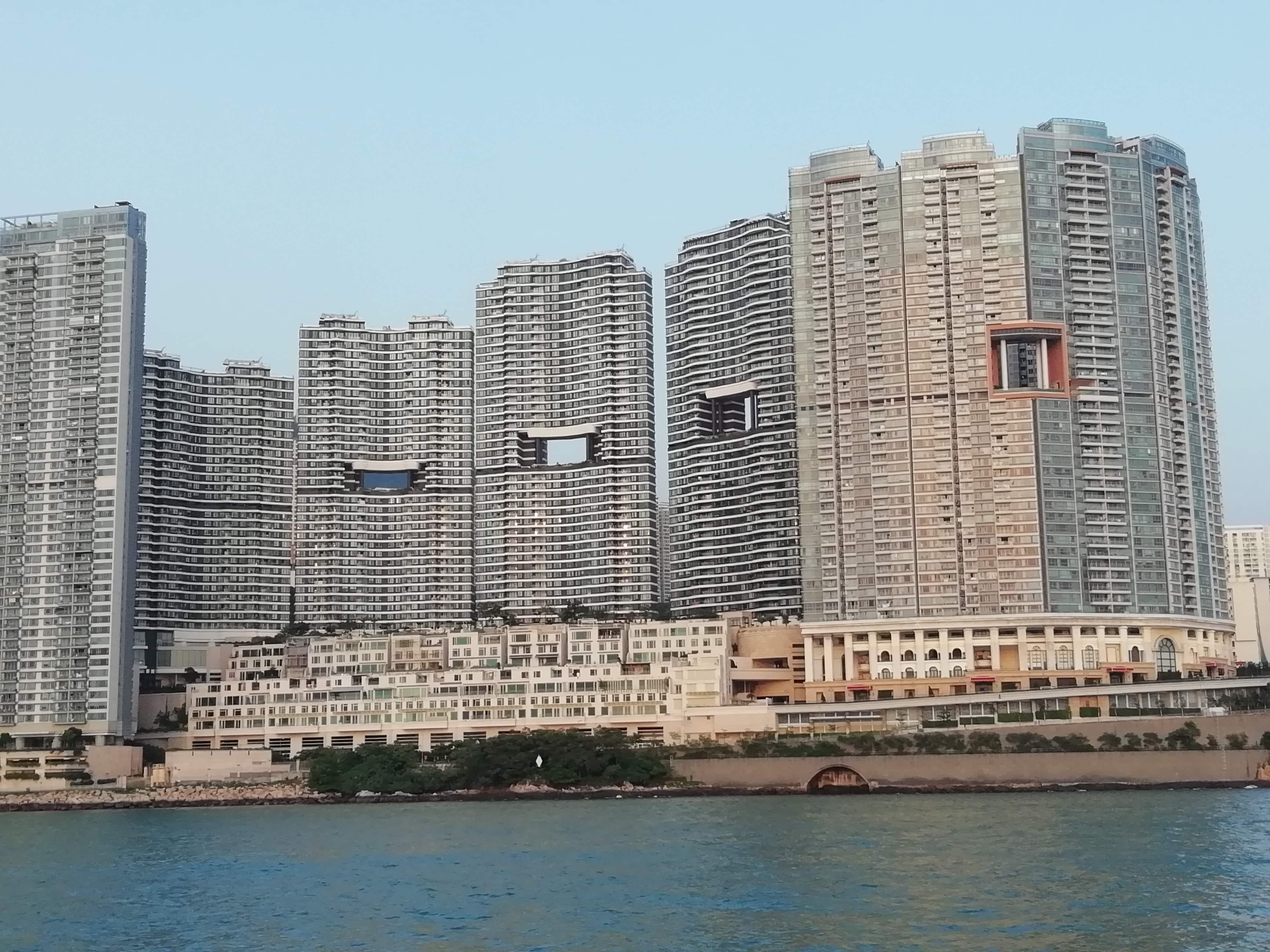 Hong Kong, una vista