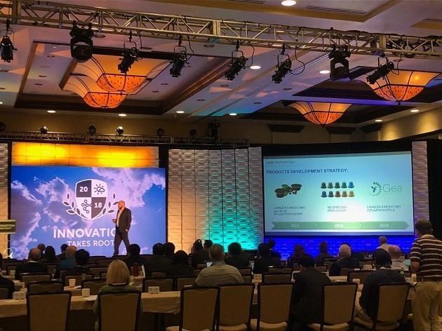 foto dell'Innovation Takes Root, il forum mondiale sui biomateriali avanzati