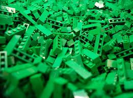La svolta green di Lego