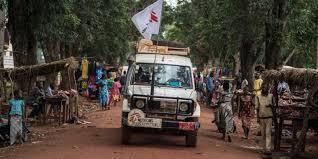 Medici Senza Frontiere in Repubblica centrafricana