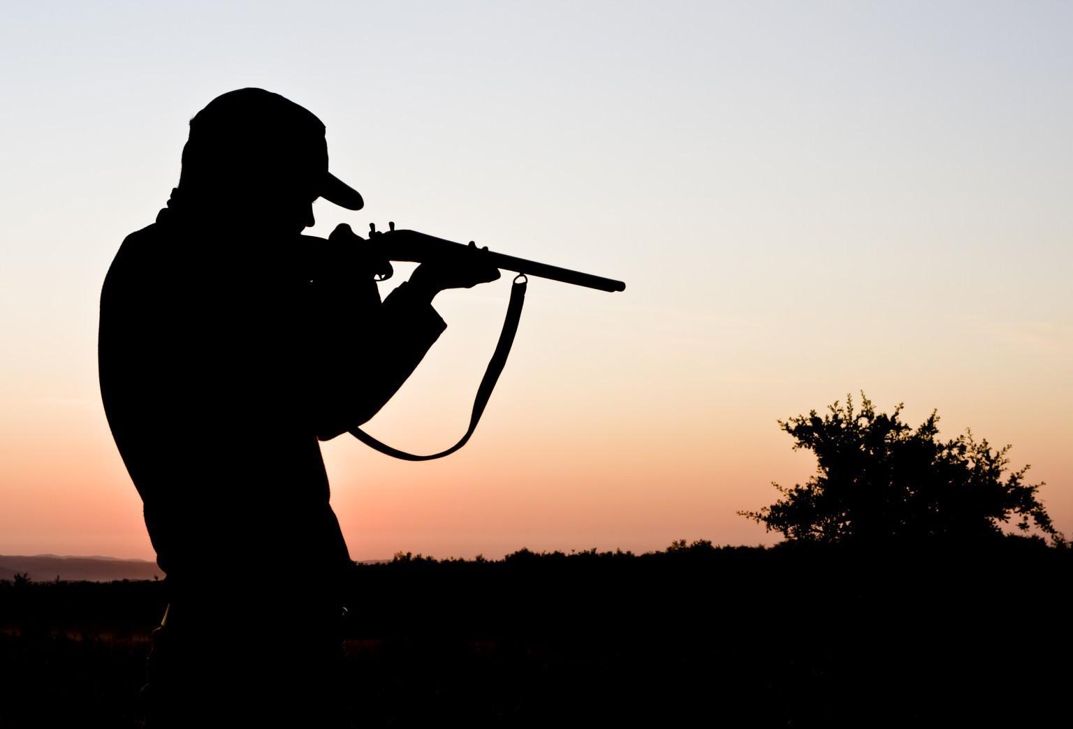 foto di un cacciatori