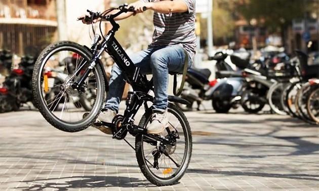immagine di una bici elettrica
