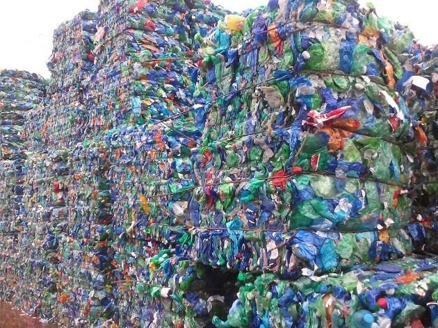 Plastiche riciclo