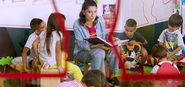 foto di Elisa per Save The Children