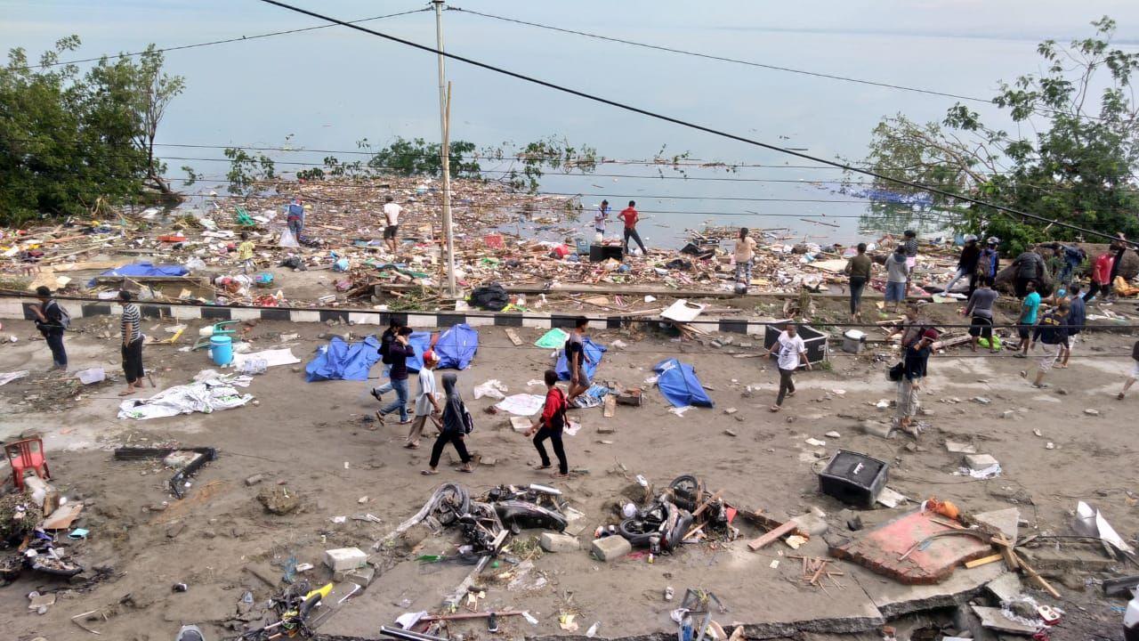Indonesia 220 Mila Persone Senza Tetto Dopo Lo Tsunami