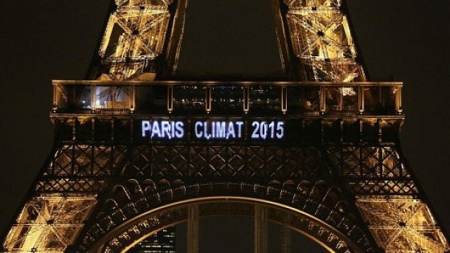 Un'immagine della Tour Eiffel