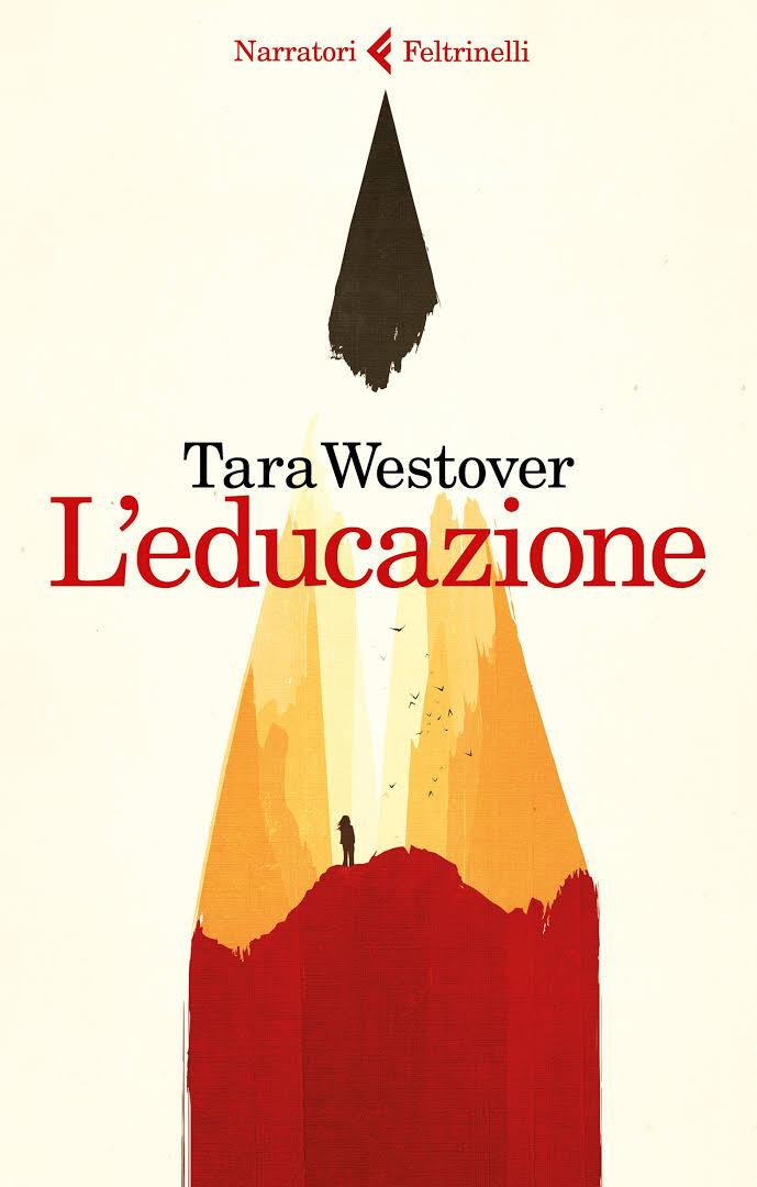 copertina del libro L'Educazione di Tara Westover