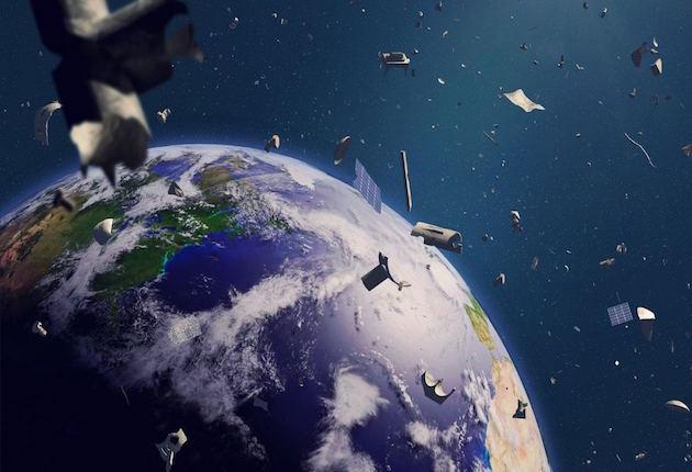 Oggetti lanciati in orbita dall'uomo