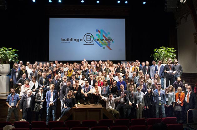 B Corp Summit 2018