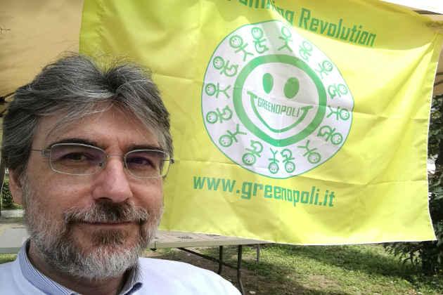 La foto di Giovanni De Feo, Ambientalista dell'anno 2018