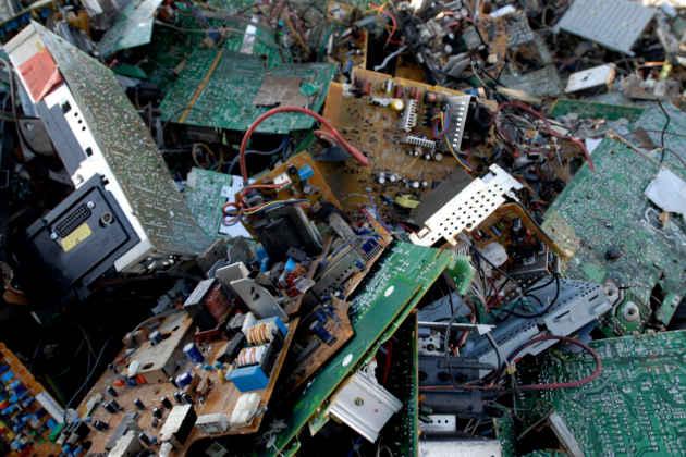 rifiuti da apparecchiature elettriche ed elettroniche