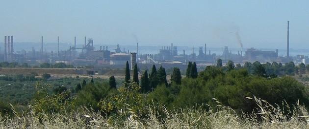 Una veduta di Statte in provincia di Taranto