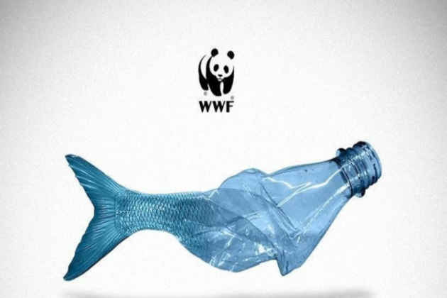 Campagna plastic free Wwf