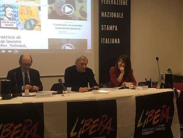 Don Ciotti a Lavialibera