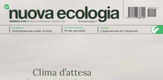 copertina Nuova Ecologia gennaio 2020
