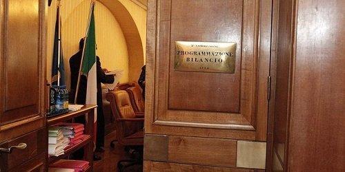 Commissione Bilancio Camera del deputati