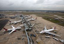 Heatrow aeroporto
