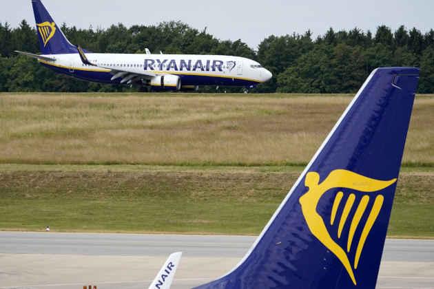 Aerei di Ryanair